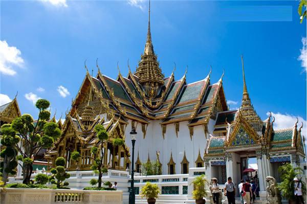 【安享泰国】泰国曼谷、芭提雅、沙美岛5日游