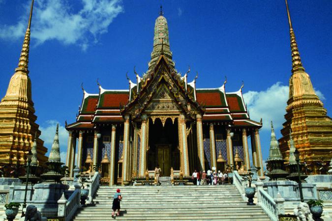 嘉华自组—2019年曼谷 泰国泰享受6晚7日