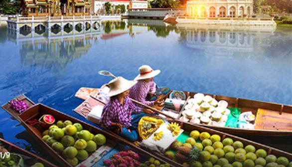 沙美岛+芭堤雅+泰国曼谷6日5晚跟团游