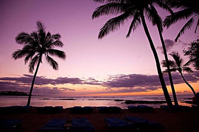 美国夏威夷欧胡岛10日8晚半自助游