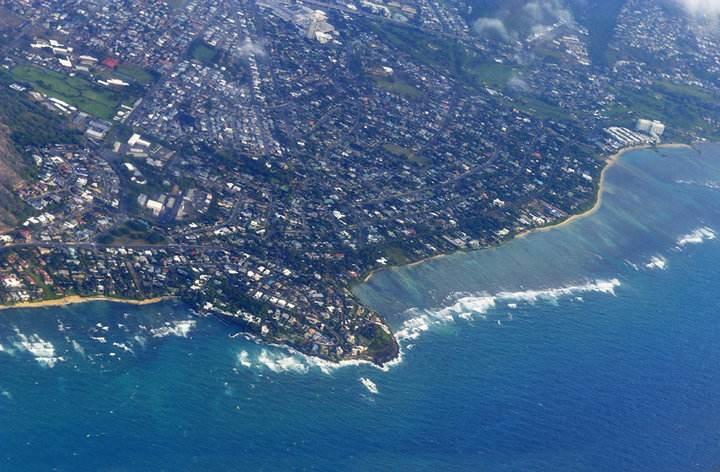美国夏威夷5日3晚半自助游