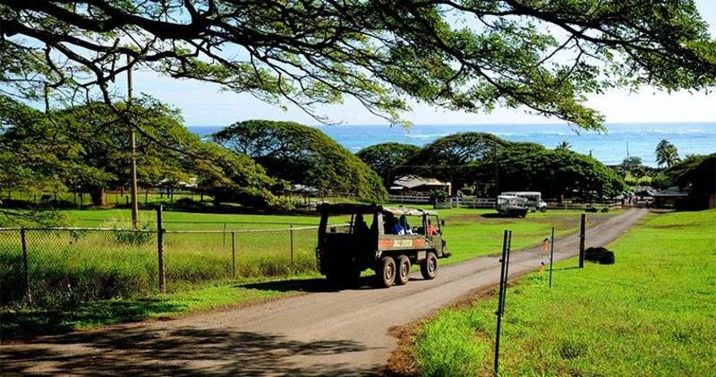 夏威夷海岛往返6日跟团游