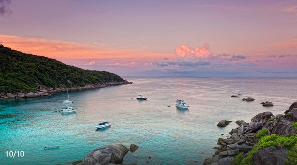 泰国普吉岛7日5晚跟团游