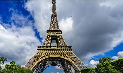 法国巴黎8日6晚自由行
