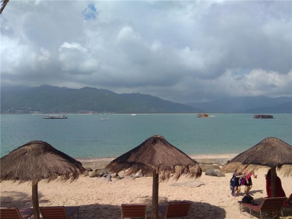 海南三亚、蜈支洲岛、亚龙湾天堂国家森林公园、天涯海