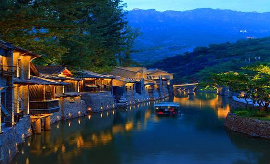 济南-北京-古北水镇