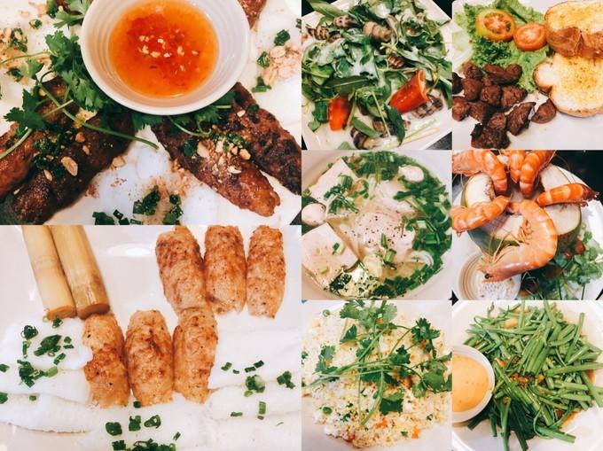 吃货在越南的网红美食与景点打卡深度游路线攻略之越南美食招牌菜
