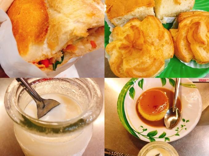 吃货在越南的网红美食与景点打卡深度游路线攻略之泡芙、酸奶、布丁