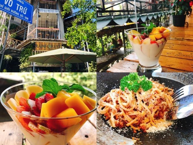 吃货在越南的网红美食与景点打卡深度游路线攻略之水果酸奶,牛肉米线,肉酱意面