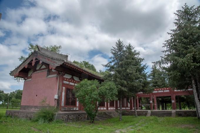 东北黑龙江宁古塔的个性文艺自由行攻略之宁古塔兴隆寺
