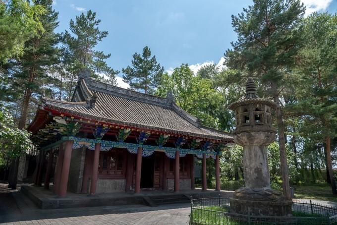 东北黑龙江宁古塔的个性文艺自由行攻略之大石佛