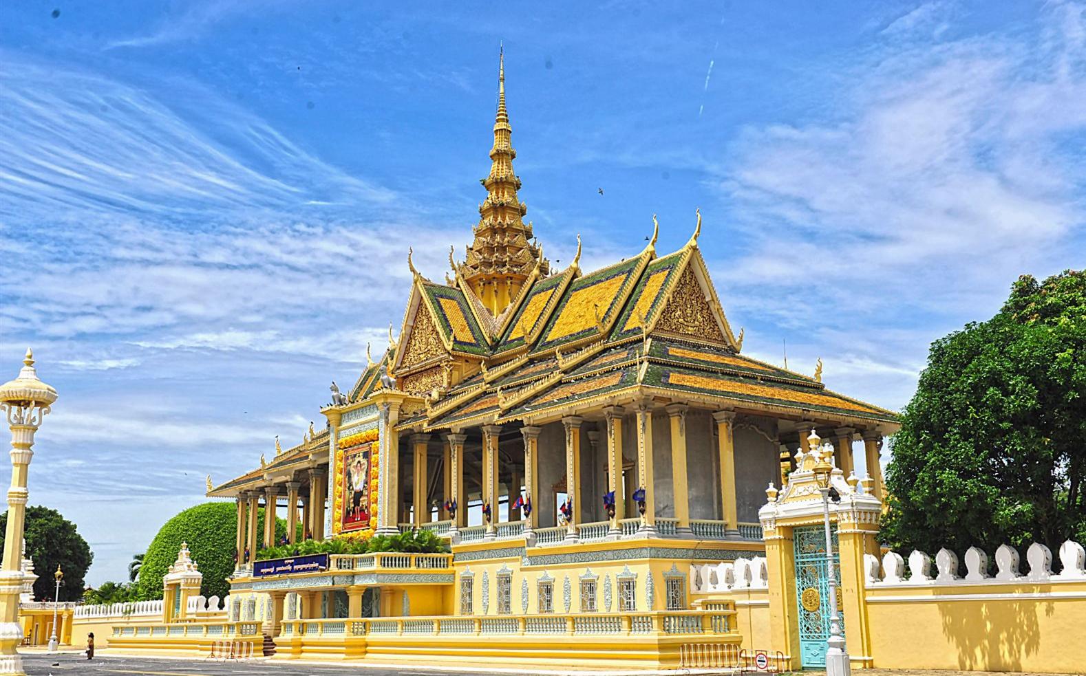 柬埔寨·吴哥、金边双飞五晚六日纯净之旅(吴进金出)