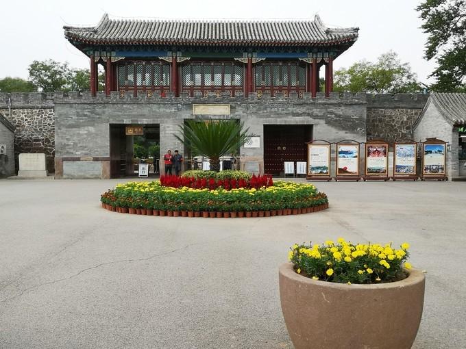 河北承德避暑山庄文艺自由行旅游攻略之国家AAAAA级旅游景区