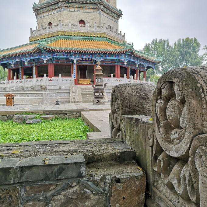 河北承德避暑山庄文艺自由行旅游攻略之永佑寺舍利塔又称六和塔