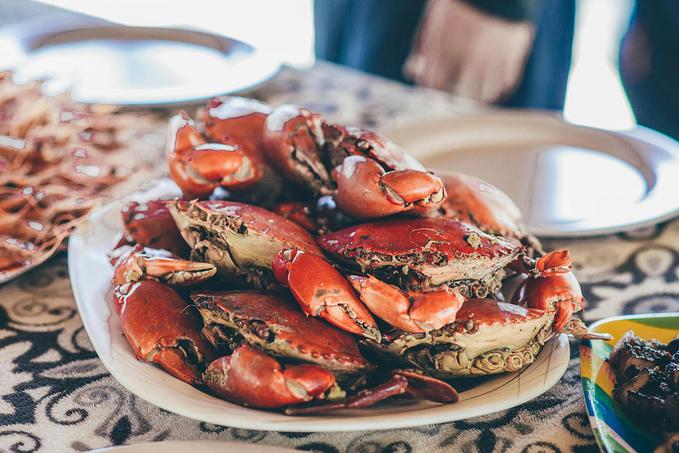 菲律宾超实用热带岛屿旅游美食行程攻略之巴拉望吃海鲜
