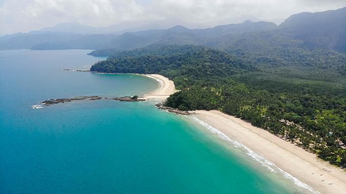 菲律宾超实用热带岛屿旅游美食行程攻略之沙邦,巴拉望上的一颗明珠