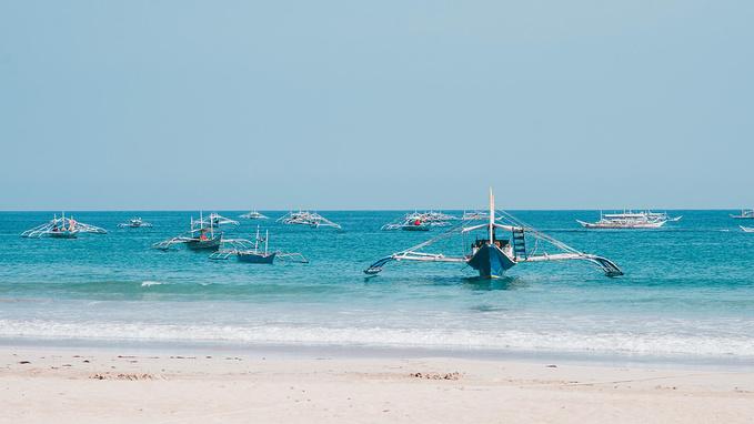 菲律宾超实用热带岛屿旅游美食行程攻略之蜘蛛船
