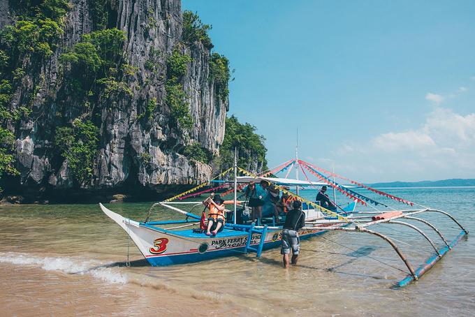 菲律宾超实用热带岛屿旅游美食行程攻略之乘坐蜘蛛船
