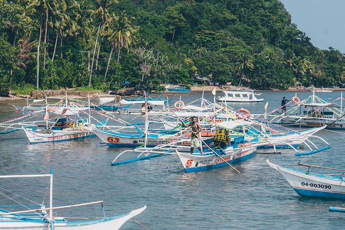 菲律宾超实用热带岛屿旅游美食行程攻略之圣保罗地下河公园