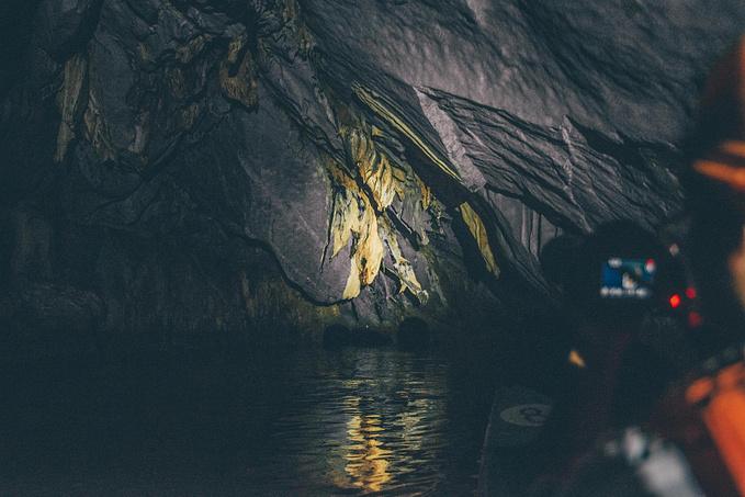 菲律宾超实用热带岛屿旅游美食行程攻略之地下河
