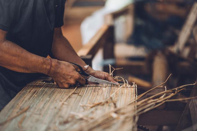 菲律宾超实用热带岛屿旅游美食行程攻略之Binuatan Creations草编织品专卖店