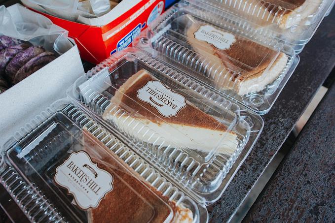 菲律宾超实用热带岛屿旅游美食行程攻略之巧克力裂纹曲奇、糕点饼、布朗尼、芒果饼