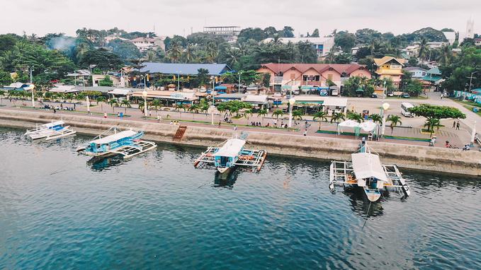 菲律宾超实用热带岛屿旅游美食行程攻略之baywalk