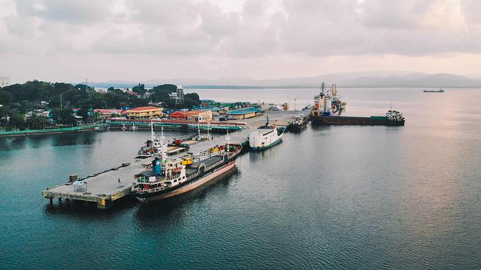 菲律宾超实用热带岛屿旅游美食行程攻略之罗哈斯大街的日落大道