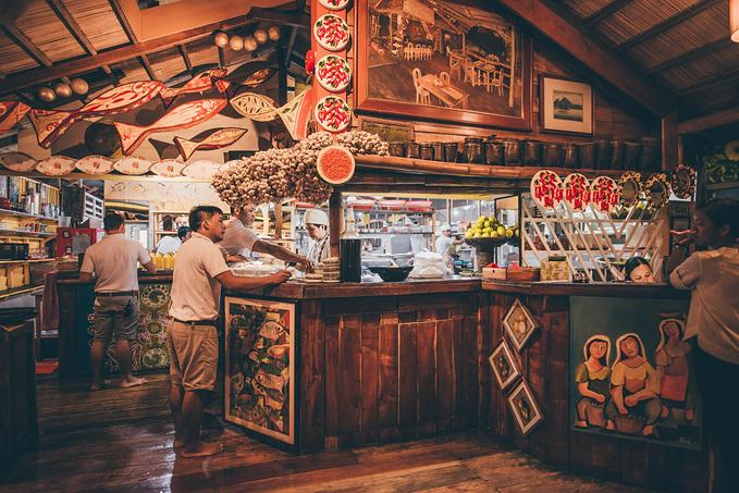 菲律宾超实用热带岛屿旅游美食行程攻略之Ka Lui Restaurant 公主港最有名的餐厅