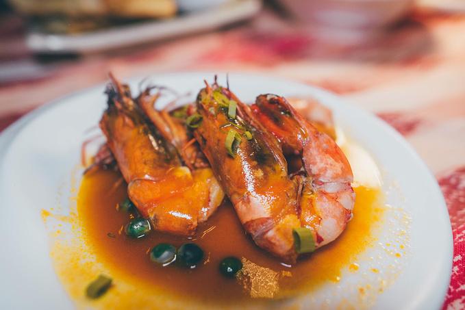 菲律宾超实用热带岛屿旅游美食行程攻略之大虾