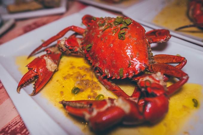 菲律宾超实用热带岛屿旅游美食行程攻略之海蟹