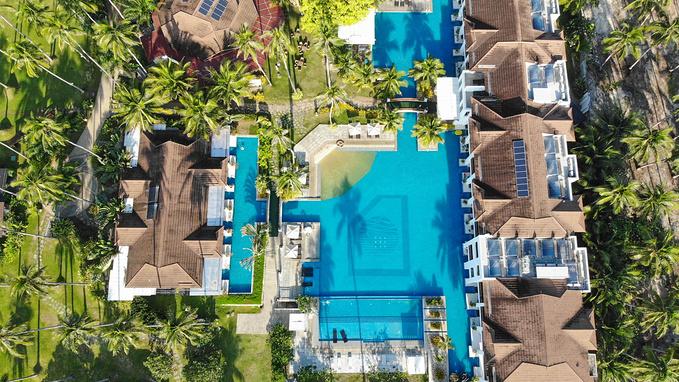 菲律宾超实用热带岛屿旅游美食行程攻略之Princesa Garden Island Resort and Spa 度假村酒店