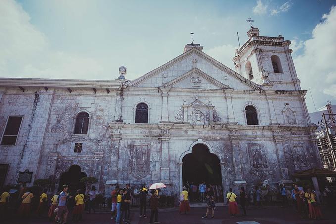 菲律宾超实用热带岛屿旅游美食行程攻略之圣婴教堂