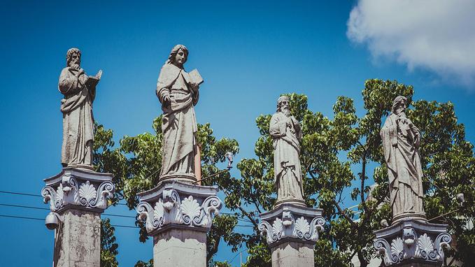 菲律宾超实用热带岛屿旅游美食行程攻略之最古老的教堂