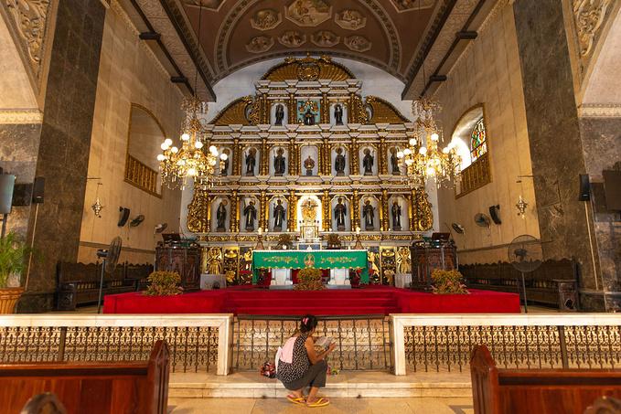 菲律宾超实用热带岛屿旅游美食行程攻略之圣婴教堂攻略