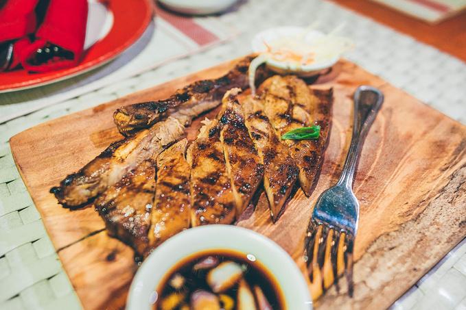 菲律宾超实用热带岛屿旅游美食行程攻略之网红餐厅