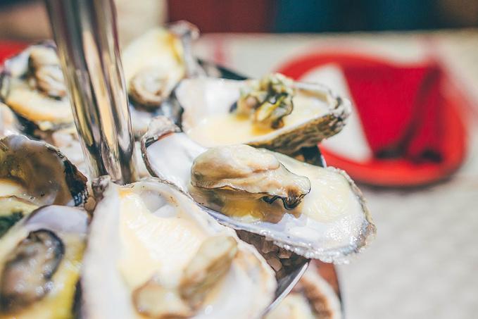 菲律宾超实用热带岛屿旅游美食行程攻略之牡蛎