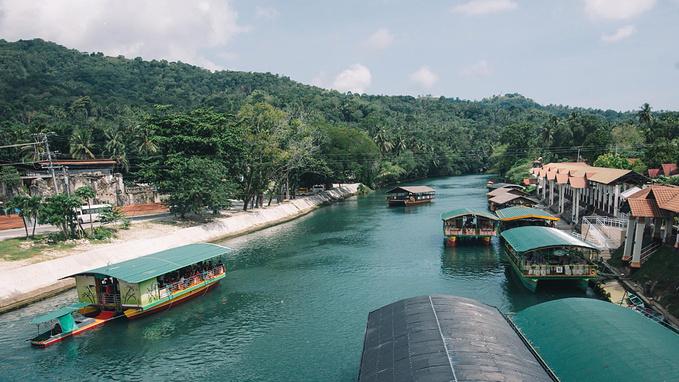 菲律宾超实用热带岛屿旅游美食行程攻略之薄荷岛