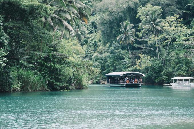 菲律宾超实用热带岛屿旅游美食行程攻略之薄荷岛的塔比拉兰港