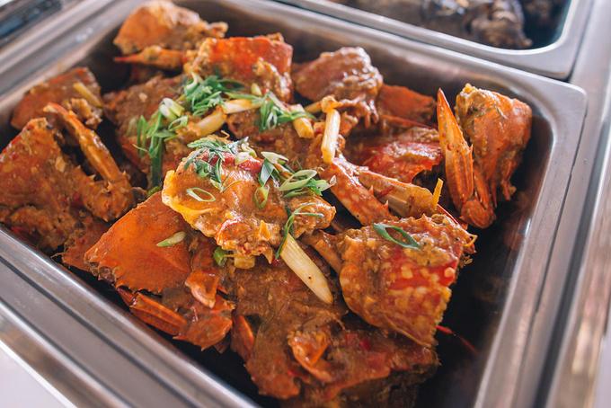 菲律宾超实用热带岛屿旅游美食行程攻略之自助午餐