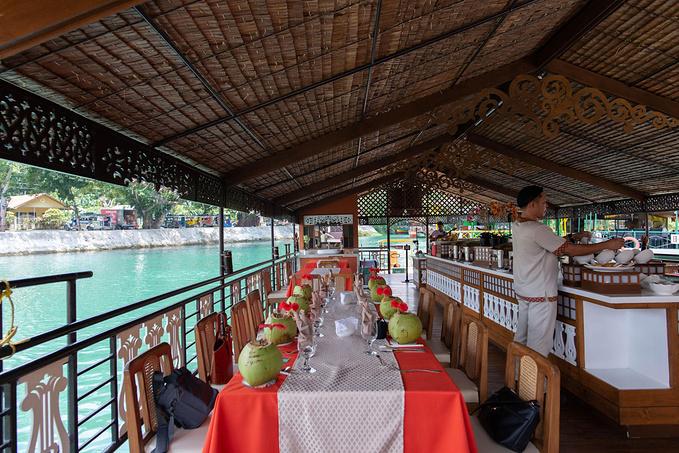 菲律宾超实用热带岛屿旅游美食行程攻略之游轮体验