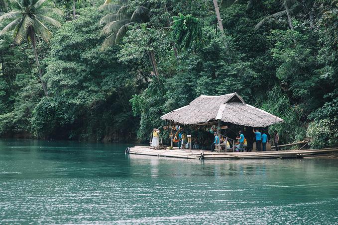 菲律宾超实用热带岛屿旅游美食行程攻略之岛上原住民