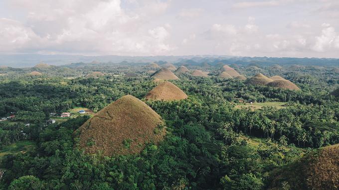 菲律宾超实用热带岛屿旅游美食行程攻略之世界十大奇景