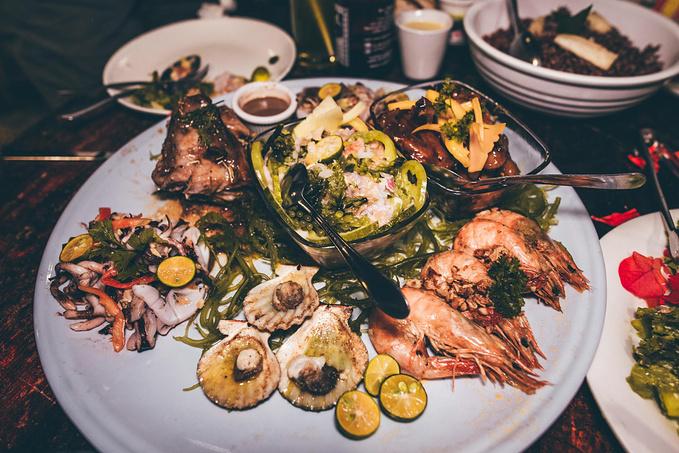 菲律宾超实用热带岛屿旅游美食行程攻略之餐厅