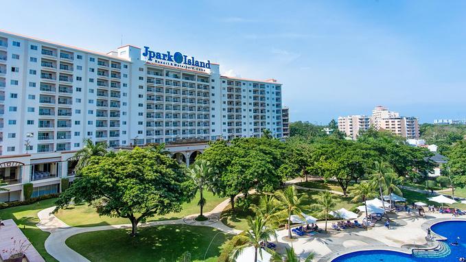 菲律宾超实用热带岛屿旅游美食行程攻略之JPark Island Resort 五星级的豪华度假村