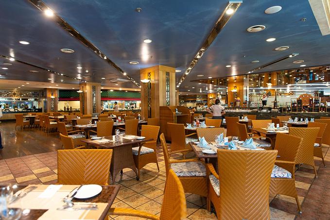 菲律宾超实用热带岛屿旅游美食行程攻略之酒店餐厅