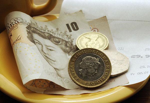 欧洲英国旅游小费怎么给
