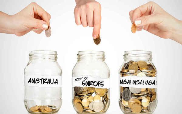 大洋洲澳洲澳大利亚旅游小费怎么给