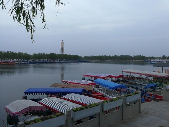河北雄安新区旅游美食行程攻略之白洋淀游船