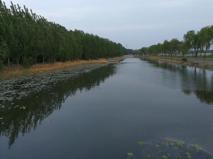 河北雄安新区旅游美食行程攻略之白洋淀河岔